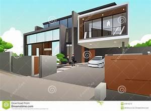 Style De Maison : maison moderne mc ~ Dallasstarsshop.com Idées de Décoration