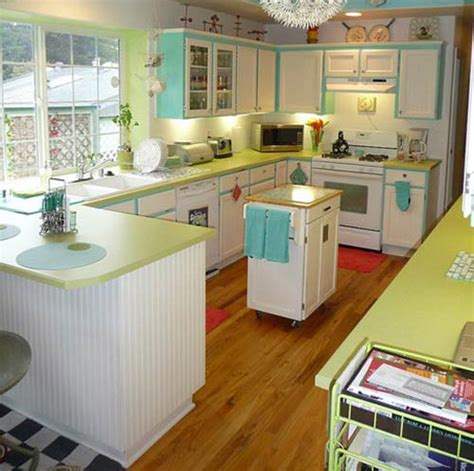 retro kitchen makeover lora s vintage style kitchen makeover inspired by a 1942