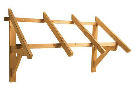 marquise en bois brico depot