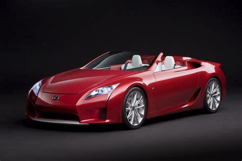 lexus lfa convertible lexus cars online lexus lf a roadster concept