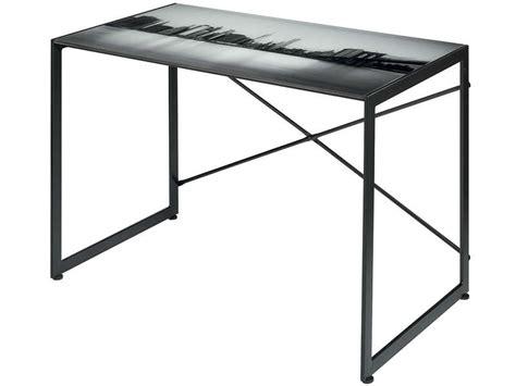 conforama bureau en verre bureau zoe vente de bureau conforama