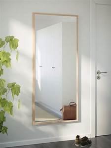 Ikea Stave Spiegel : stave spiegel ikea woonkamer hal slaapkamer wandspiegel hout studio pinterest ~ Orissabook.com Haus und Dekorationen