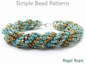 Dutch Spiral Beading Instructions Diy Bracelet Necklace