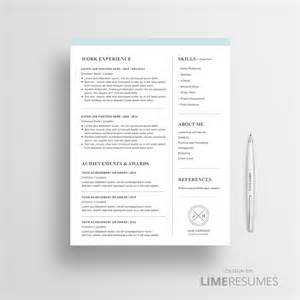 modern resume templates 2015 word modern resume template for microsoft word limeresumes
