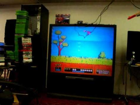Lightguns on Rear projector TVs - YouTube