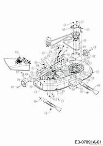Craftsman Riding Lawn Mower Drive Belt Diagram