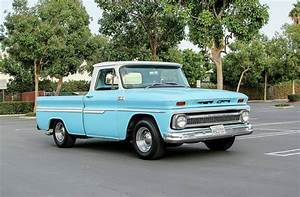 Upgrading A Stock 1965 Chevrolet C10 With Power Components