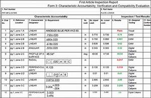 automated inspection helps revenue flow at adex machining With machine shop inspection report template