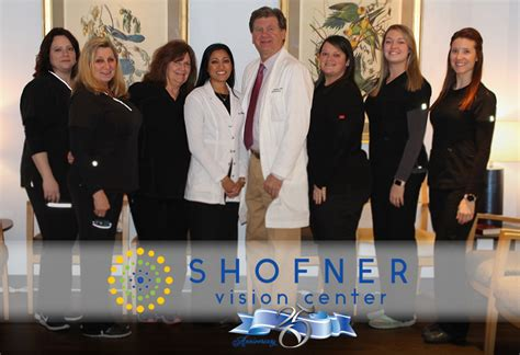 press release shofner vision center celebrates  years
