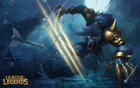 League Of Legends Warwick Wallpapers