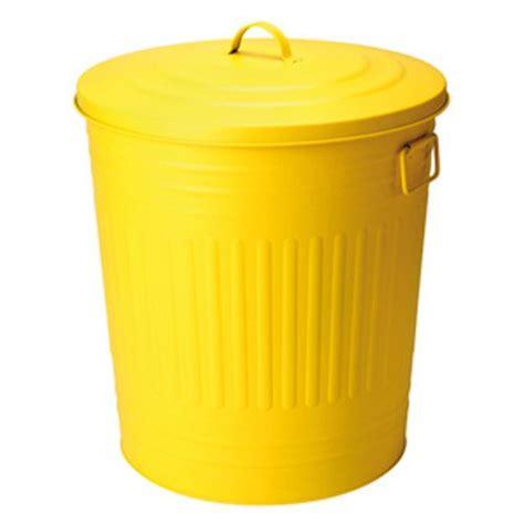poubelle cuisine 40 litres les 25 meilleures idées concernant poubelle jaune sur