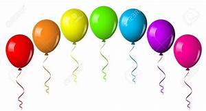 Best Birthday Balloons Clipart #27316 - Clipartion.com