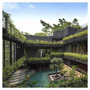 Chang Architects - Cornwall Gardens Residence [Singapore ...