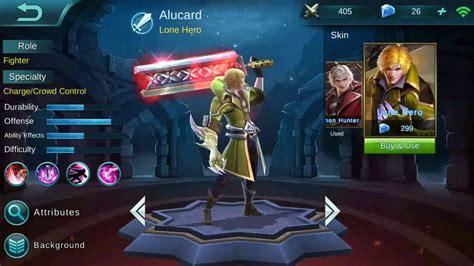 Alucard Demon Hunter Guide