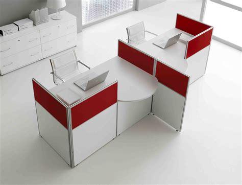 bureau comptoir accueil comptoir d 39 accueil avec pmr et cloison