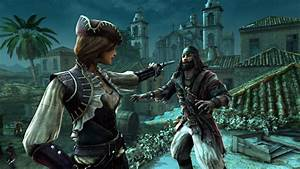 PlayStation-exclusive Assassin's Creed IV levels will ...