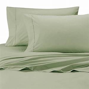 buy wamsuttar cool touch percale egyptian cotton king flat With cooling sheets bed bath and beyond