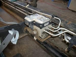 Abs Module  W   Hydraulic Pump  -- P  N Abs020 Sil