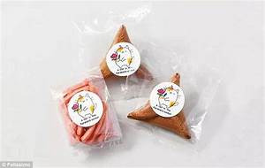 Fortune cookies from Japan get a makeover and you'll find ...