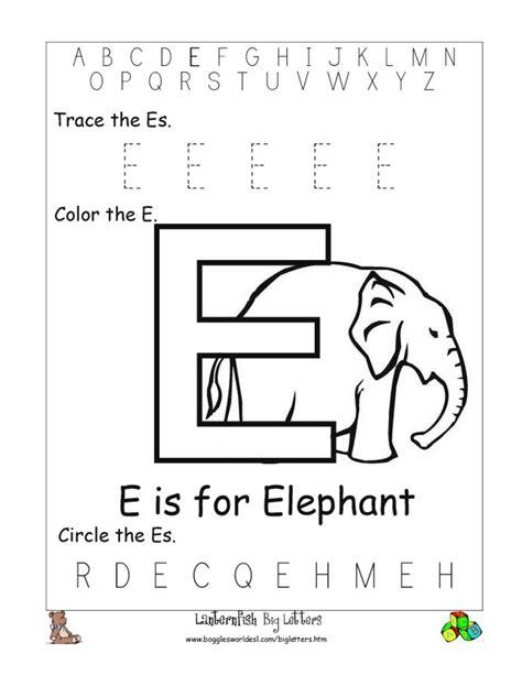 kindergarten english worksheets  briefencounters