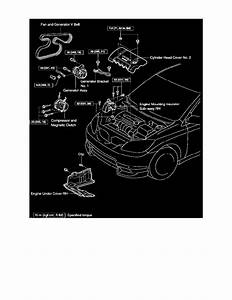 Toyota Workshop Manuals  U0026gt  Matrix Xrs 2wd L4