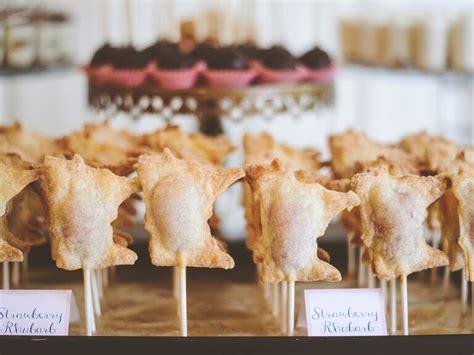 delicious wedding desserts  arent cake