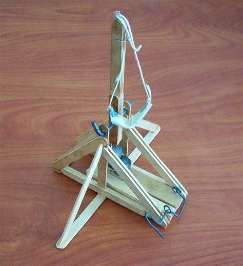 terrific trebuchets simple machine projects simple