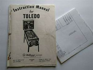 Cue Ball Wizard Pinball Game Instruction Manual  Premier