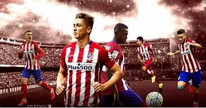 Madrid Atletico Wallpapers Wallpapersafari Epic Barcelona Vs