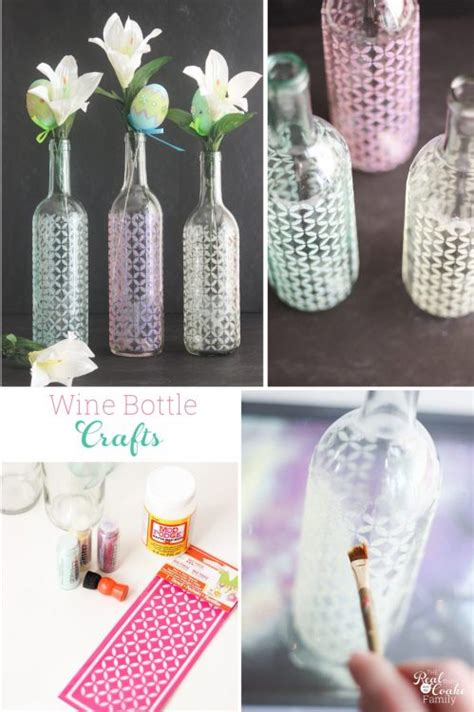 diy wine bottle crafts home design garden architecture blog magazine