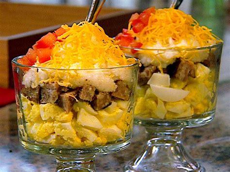 breakfast trifle grits recipe  neelys food network