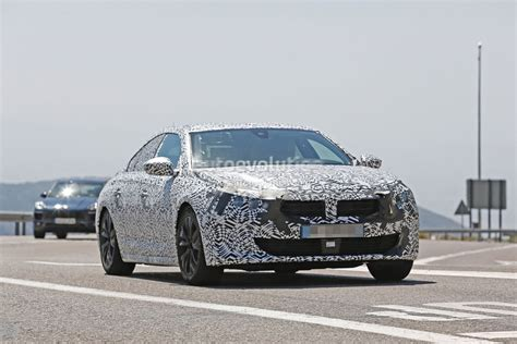 Peugeot 508 Can't Hide Its New Design Under The