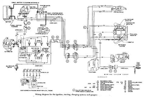 Ford Truck Alternator Diagram by Diagrams Ford Crew Cab Community