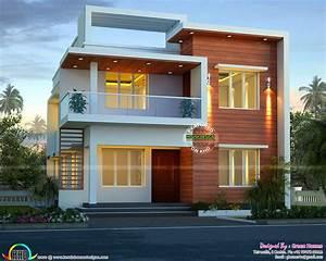 Cute, Modern, House, Architecture