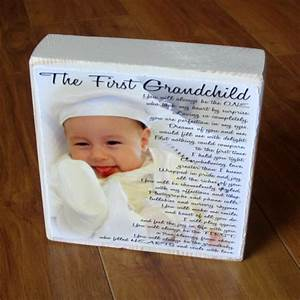 first grandchild poem for grandpa by wastenotrecycledart With letter my first grandson