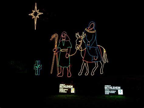 winter festival of lights niagara falls 2014 wfol