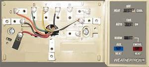 Wire A Thermostat Intended For 7 Wire Thermostat Wiring Diagram