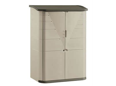 rubbermaid vertical storage shed rubbermaid 3746 vertical storage shed 52 cubic ft