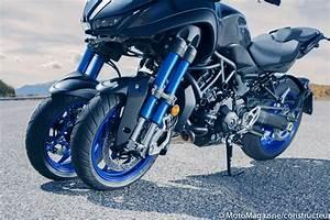 Moto Nouveauté 2018 : milan nouveaut s motos 2018 yamaha niken moto magazine leader de l actualit de la moto et ~ Medecine-chirurgie-esthetiques.com Avis de Voitures