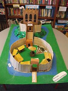 11 Best Motte And Bailey For Cameron Model Project Images