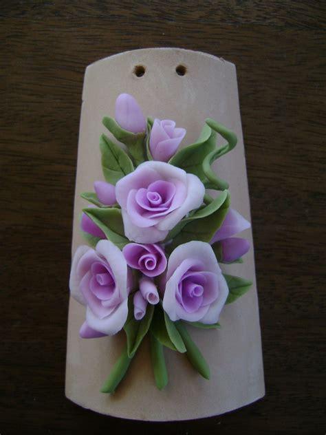 pasta di mais fiori tegola fiori pasta di mais fimo