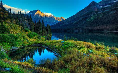 landscape nature wallpapers hd desktop  mobile