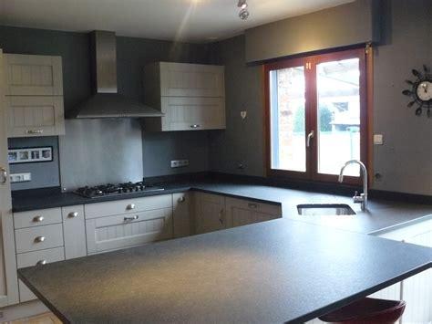 cuisine cottage cuisine equipée chêne blanc gris cuisines liebart