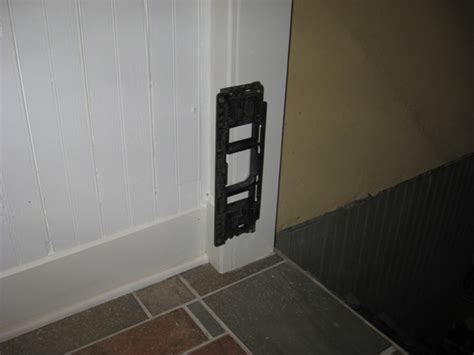 door jamb hinge template flipping the hinges and lockset on a pre hung door building moxie