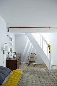 Décoration Chambre Scandinave : d co chambre entre style scandinave et vintage ~ Melissatoandfro.com Idées de Décoration