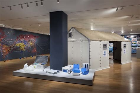 Nyc Exhibit Brings Focus To Temporary Homes And Their