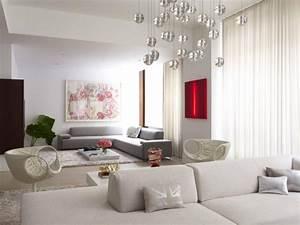 Dekoration Wohnzimmer Modern : wohnzimmer deko mit skulpturen und kunstwerken 50 ideen ~ Indierocktalk.com Haus und Dekorationen