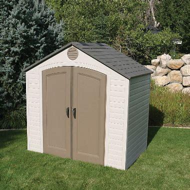 lifetime storage sheds lifetime 8 x 5 resin storage shed sam s club