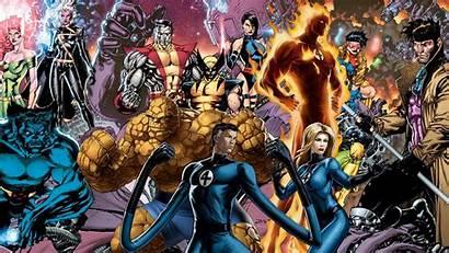 Mcu Marvel Characters Fox Xmen Comics Expect