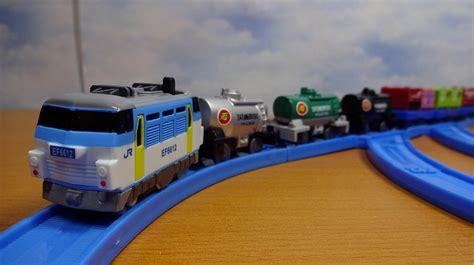 カプセル プラレール モーター 車